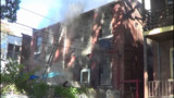 St. Louis fire tackled