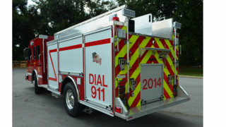 Innovative Rigs on The Street: Masonville, N.Y.  CAFS Pumper
