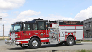 Trio of Pumpers Delivered to Vancouver, B.C.