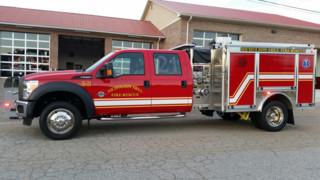 Nicholson, Ga., Fire Dept. Gets New Mini-Pumper