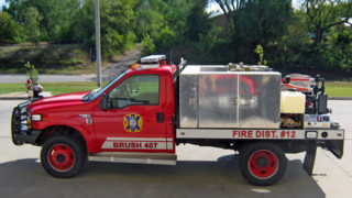 New Wildland Rig Rolls into Mulvane, Kansas