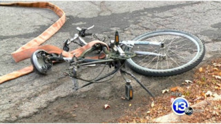 Ohio Bicyclist Struck by Fire Hose Dies