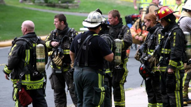 Training Your Fire Department, 1/3 at a Time