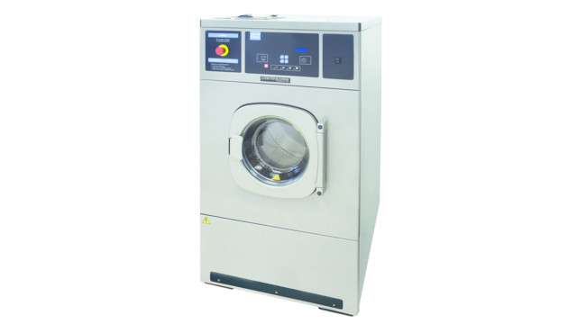 Washer-Extractor For Fire Departments