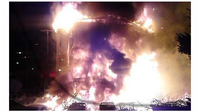 Two Boys Killed in Four-Alarm Mass. Blaze