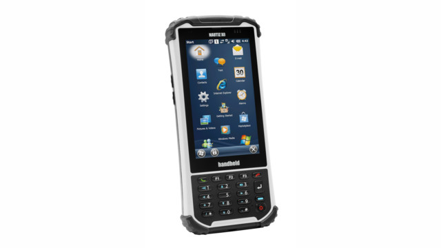 NAUTIZ X8 Ultra-Rugged Handheld