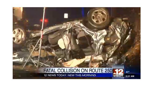 Three Killed in Fire Engine, SUV Crash in W.Va.