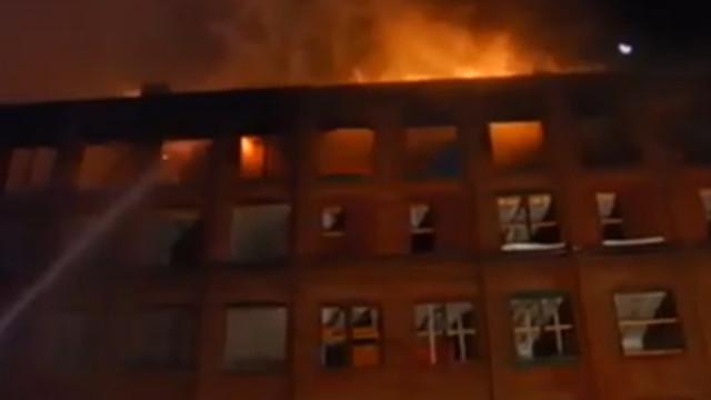 Massive Reading, Pa. Fire Ruled Arson