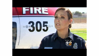 First Woman CAL FIRE Pilot Blazes Trail