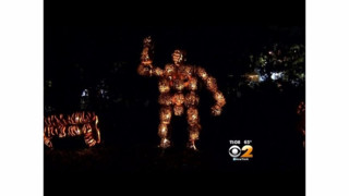Great Jack O'Lantern Blaze Draws Huge Crowd In Hudson Valley