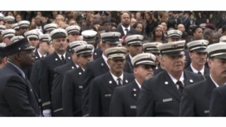 Family, Friends Remember Fallen Hartford Firefighter