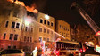 Several Hurt in Chicago 3-11 Fire