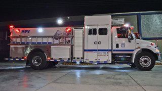 Darley Develops Specialized Disaster Response Vehicle
