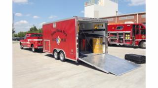 Hazmat Response:  Training & Equipping A Local Hazmat Team