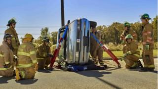 Scott Safety Hosts Annual National Junior Firefighter Academy