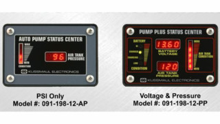 Air Pressure Monitors Models 091-198-12