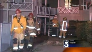 Calif. Fire Kills Two Kids While Mom is in Labor