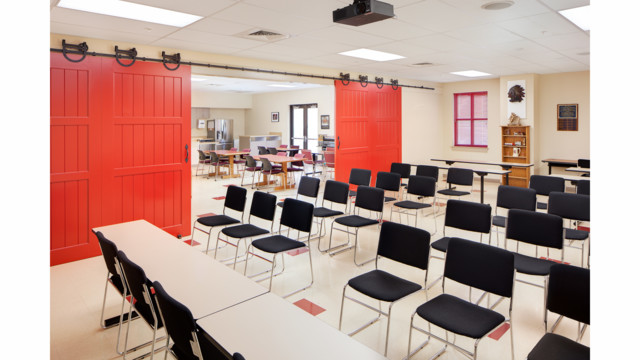 Image result for fire station classroom training room picture