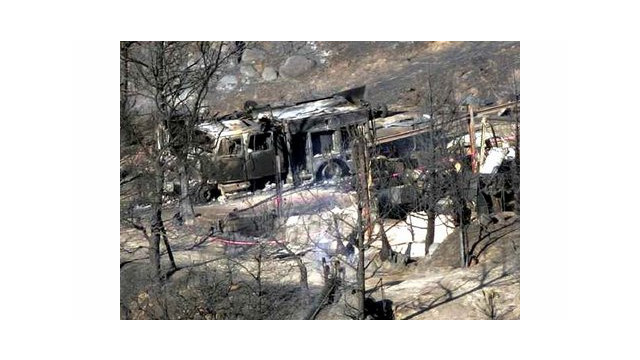 Five Firefighters Killed in Esperanza Wildfire Remembered