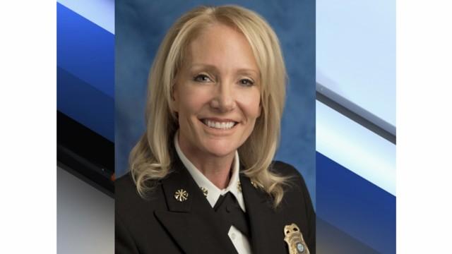 Kara Kalkbrenner Chosen to Wear White Helmet in Phoenix