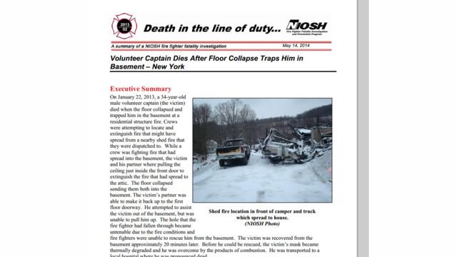 Pennington: Stacks of Firefighting Tragedies