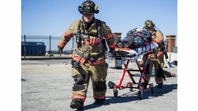 U.S. Navy, Marine, Military Firefighter Action Photos | Firehouse