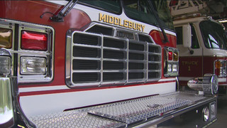 Middlebury, Conn.  fire chief arrested
