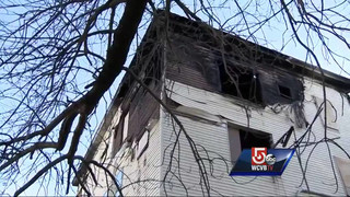 Worcester firefighters escape backdraft