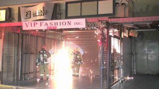Flashback Friday Video: Flashover at L.A. Commercial Fire (2012)