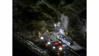 Fiery NJ Turnpike Crash Kills One