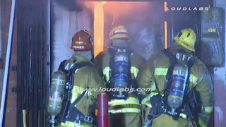 Fire Hits LA Tailor Shop