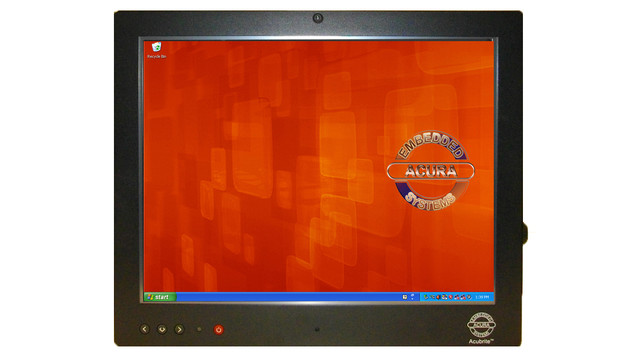 AcuBrite 15 Touchscreen Monitor