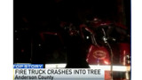 Ky. Firefighters Hurt in Fire Truck Crash