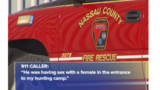 911 Caller Reports Fla. Fire Capt. Having Sex in County Vehicle, On Duty