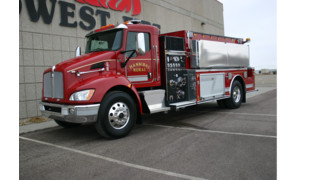 Hannibal, Mo., Gets Side-Control Pumper-Tanker
