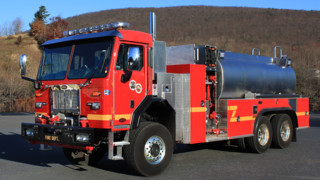 LA County FD Get Unique Tanker