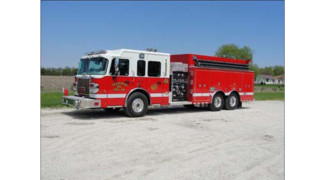 Frederica, Del., Volunteers Roll With New Pumper/Tanker