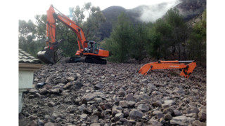 Powerful Storm Creates Mudslides in California
