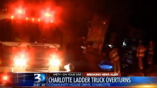 Chief: Mechanical Failure Caused N.C. Ladder Crash
