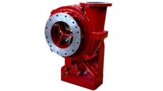 US Fire Pump Creates Big Pump For Big Water