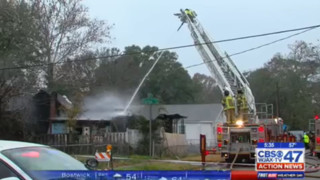 Man Killed in Fla. House Fire, Firefighter Hurt