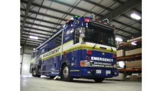 NYC Command Vehicle Used on 9/11 Sent for Refurbishing