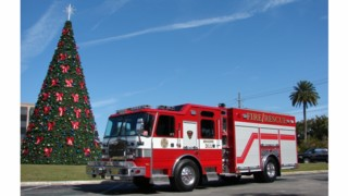 New Pumper Makes an Early Gift For Peru, Ill.