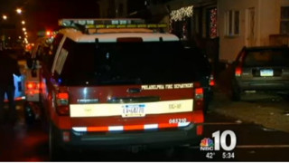Philadelphia Chief Crashes Enroute to Fire