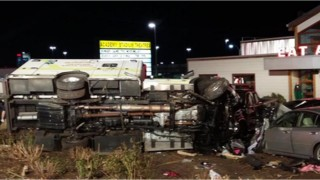 Stolen Md. Ambulance Involved in Deadly Collision