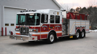 New 3,000-Gallon Tanker Rolls Into Wakefield, N.H.