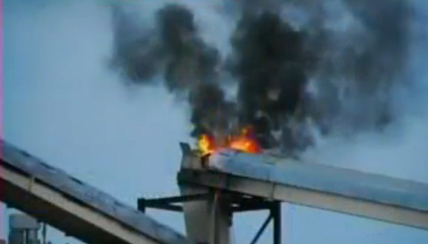 Three-Alarm Fire Hits Colorado Biomass Plant
