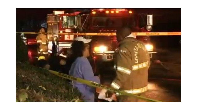 Woman Rescues Mom from Tenn. Fire