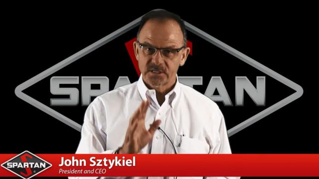 Spartan Motors Announces Retirement of John Sztykiel