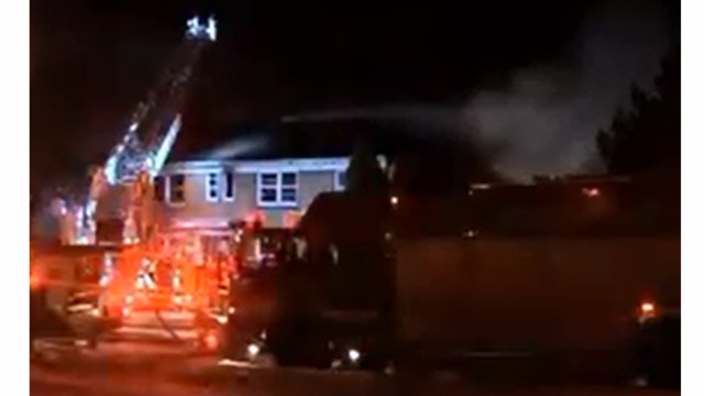 Three Milwaukee Firefighters Hurt in 2-Alarm Fire